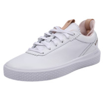 Sneaker 'Dani' rosé / weiß