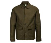 Workwear-Blazer grün