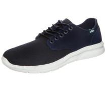 'Iso 2 Prime' Sneaker blue denim / weiß