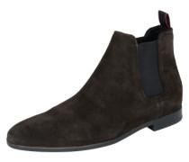 Chelsea Boots 'Pariss-Cheb' dunkelbraun