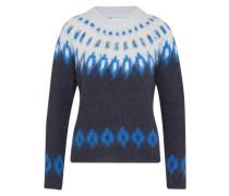 Pullover 'Vaga' blau