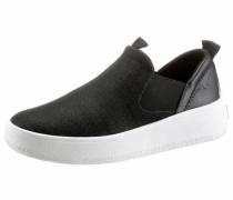Slip On - Sneaker schwarz