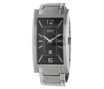 Armbanduhr Plutus El101851F02 silber