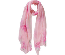 Schal pink / rosa