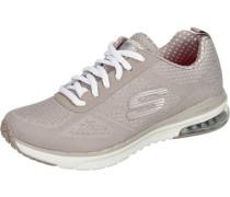 Sneaker mit Memory Foam grau