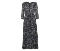Kleid 'Come' schwarz / weiß