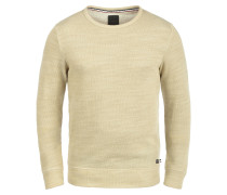 Sweatshirt 'Silvio' beige