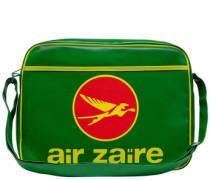Tasche 'Air Zaire' grün