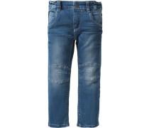 Jeans Slim für Jungen himmelblau