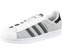 Sneaker »Superstar« grau / weiß