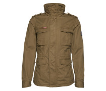 Jacke im Military-Stil 'Rookie' khaki