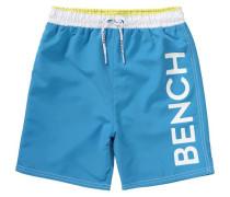 Badehose für Jungen himmelblau / weiß
