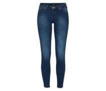 'Scarlett' Skinny Jeans blau