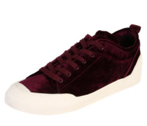 Sneakers 'Verena' bordeaux