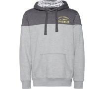 Pullover anthrazit / hellgrau
