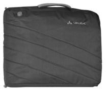 Recycled PETronio Umhängetasche 44 cm Laptopfach schwarz