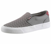 Slipper 'Dion Slip On' grau