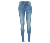 Slim Fit Jeans 'commit' blue denim