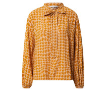 Bluse orange / pastellorange