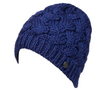 Beanie »Love And Snow« blau