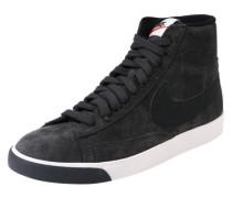 Sneaker High 'Blazer Mid Vintage' schwarz