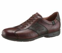 'Basil' Freizeit Schuhe dunkelbraun