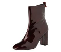 Ankle Boots 'Strut' bordeaux