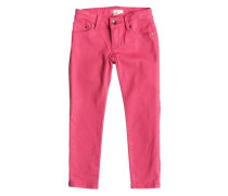 Slim Fit Jeans »Yellow Sun« pink