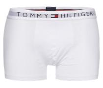 Boxershorts 'trunk' weiß