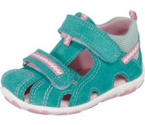 Kinder Sandalen WMS-Weite M4 türkis