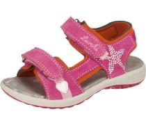 Kinder Sandalen Weite M pink