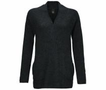 Oversized-Pullover mit Effektgarn