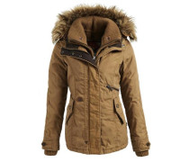 Jacke 'melby With Inner Jacket' braun