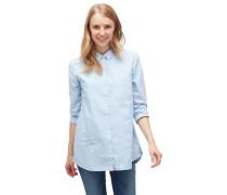 Shirt / Blouse gestreifte Bluse blau