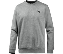 'Essential' Sweatshirt Herren grau