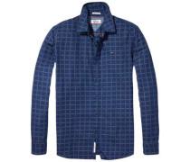 Hemd ´thdm REG Indigo Dobby Shirt L/S 17´ indigo