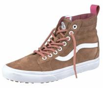 Sneaker 'SK8-Hi Mte' hellbraun / weiß