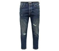 Jeans 'Avi' dunkelblau