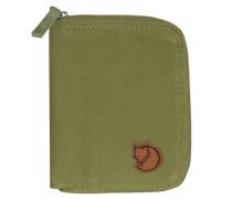 Geldbörse 12 cm grün