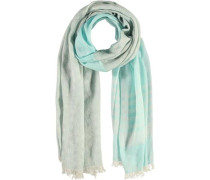 Baumwoll Schal mint