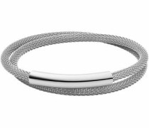Wickelarmband 'elin Skj1092040' silber