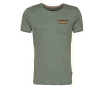 T-Shirt 'Suppenkasper V' grün