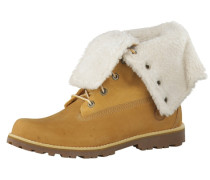 Boots Authentics 6 In WP Shearling A156N braun