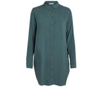 Langes Hemd grün