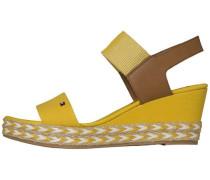Sandale »E1285Lba 33C« braun / senf