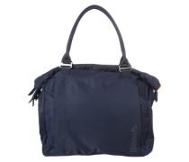 Sportliche Handtasche dunkelblau