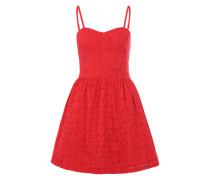 Sommerkleid '50's Boardwalk Dress' rot