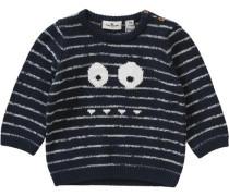 Baby Pullover für Jungen blau