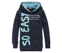 Sweatshirt »SO Easy« ultramarinblau