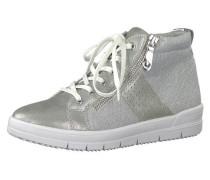 Sneakers silber